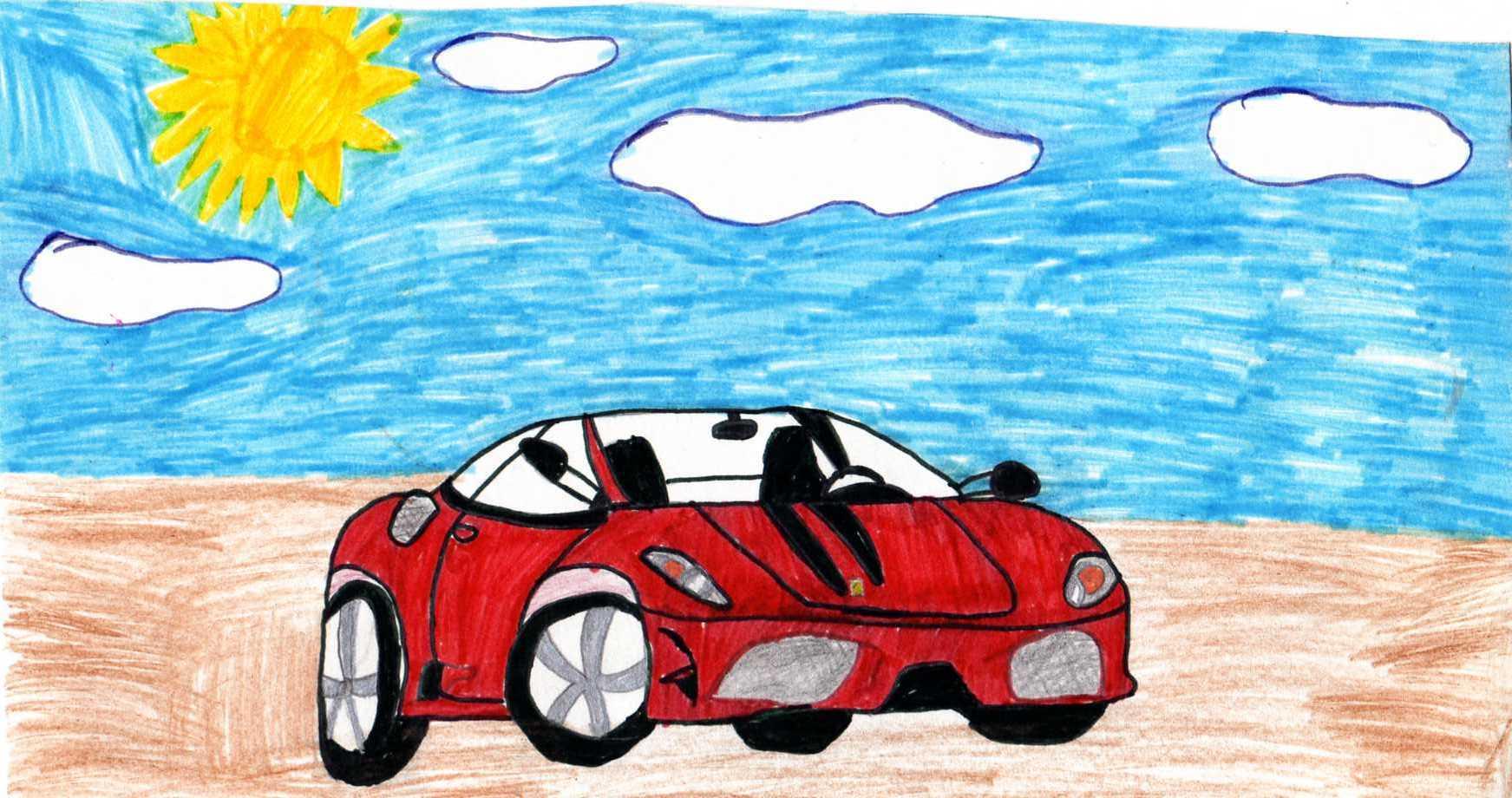 Спортивный авто