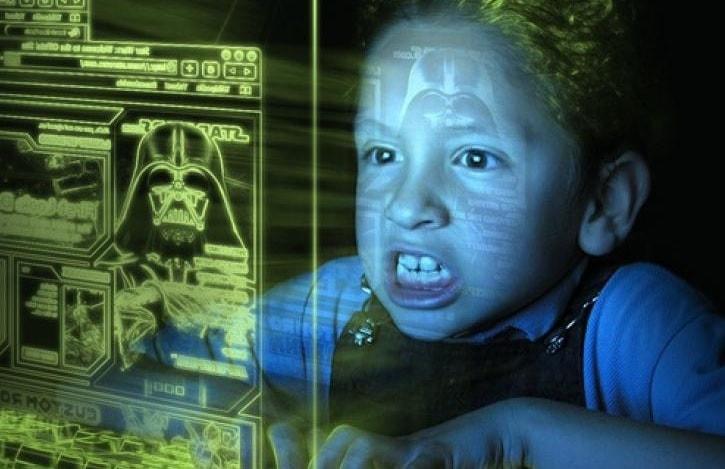 Как уберечь детей от компьютерной зависимости