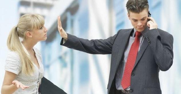 Как достойно ответить на хамство