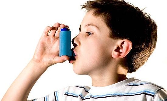 Бронхиальная астма - лечение, симптомы
