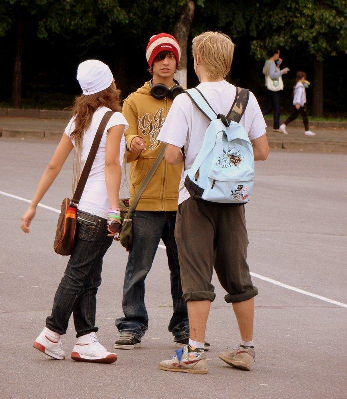 Подростки (1)