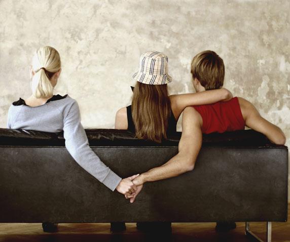Супружеская измена и верность супругов
