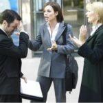Отношения на работе, в коллективе, с коллегами и начальником